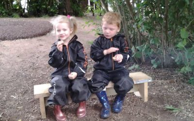 National Lottery and Forest School