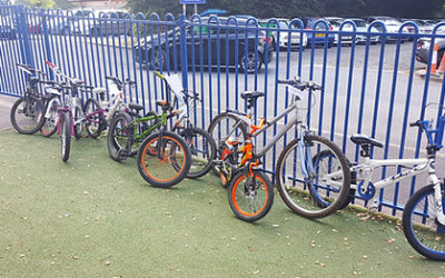 Beautiful bikes from Postcode Community Trust